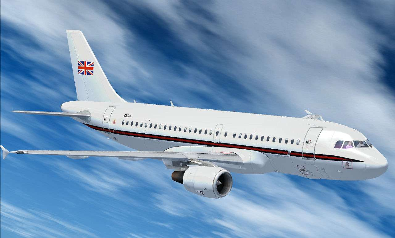 Just Flight - A319 Jetliner - Corporate Jet Expansion