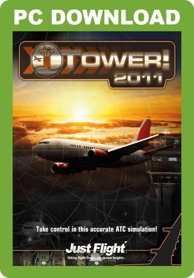 Just Flight - Tower! 2011 Single Player Edition