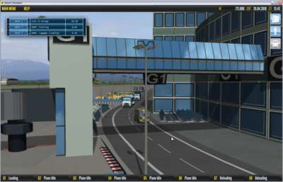Screen shot for Airport Simulator (Download)