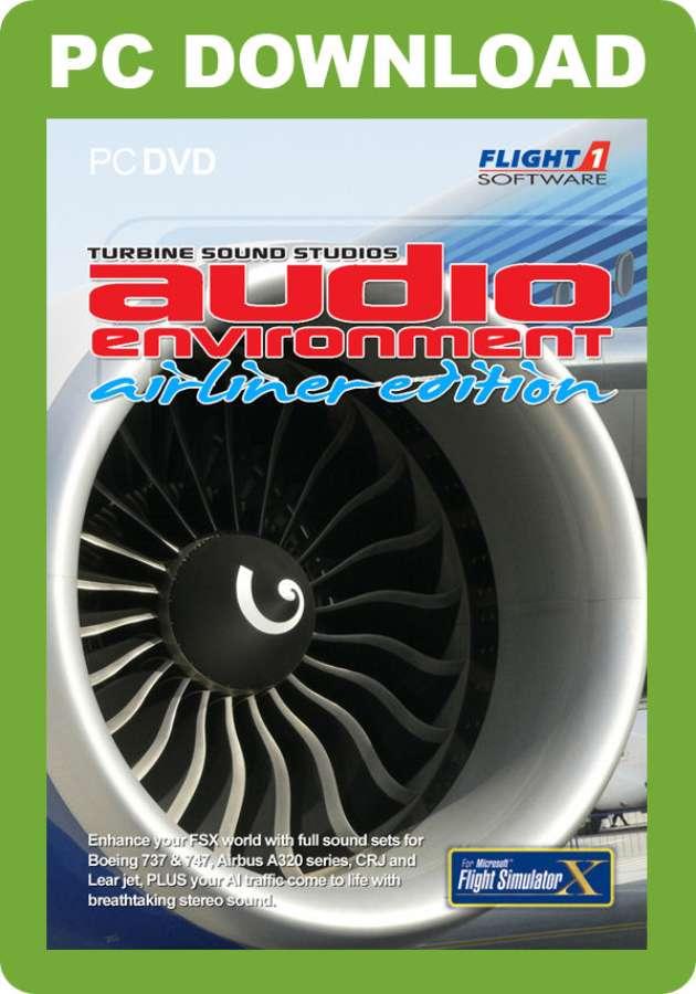 Just Flight - Audio Environment - Airliner Edition