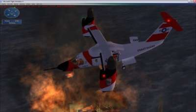 Screen shot for Tilt Rotor