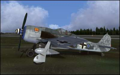Screen shot for Fw 190A (Download)