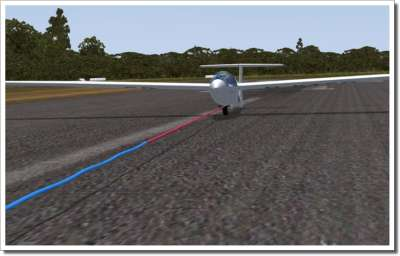 Screen shot for Discus Glider X