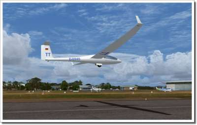 Just Flight - Discus Glider X