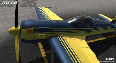 Screen shot for Alabeo Sukhoi SU-26