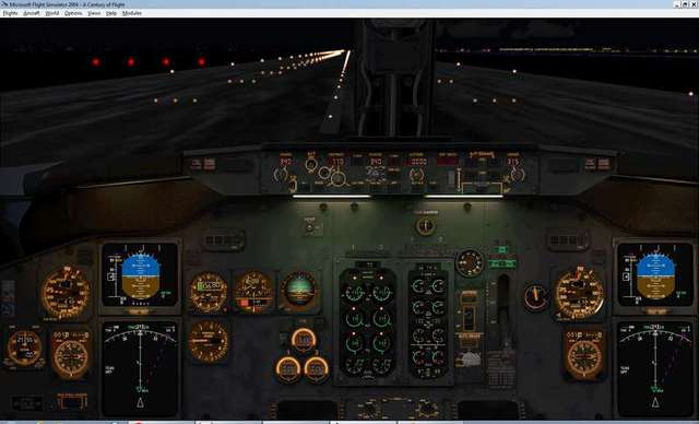 737 EVO 2D Panel Upgrade for FS2004