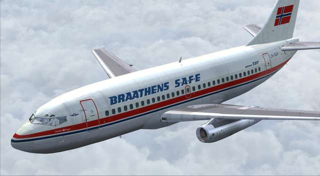 Just Flight - 737 Professional - 737-200 Early Version Expansion Pack
