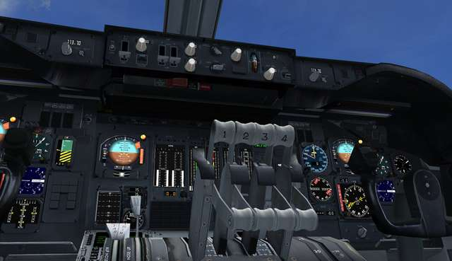 Getting started with FSX Just Flight Forum - induced info