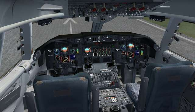 Just Flight - 747-200/300 HD FSX