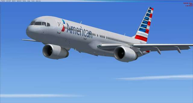 Just Flight - 757 Jetliner Freemium - FREE American Airlines