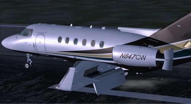 Just Flight - 800XP BizJet