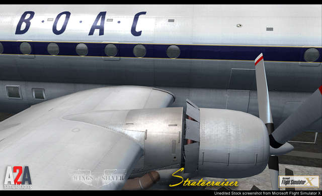 A2A B377 Stratocruiser with Accu-Sim