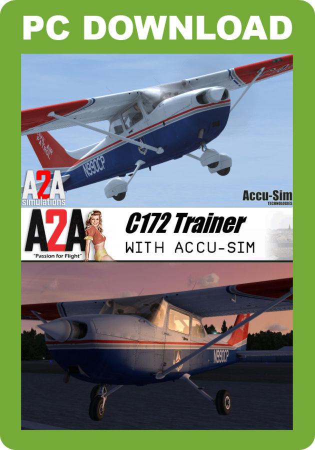 Cessna 172 fsx download demo.
