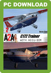 A2A Simulations Cessna 172 with Accu-Sim (FOR FSX & P3D)
