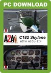 A2A Simulations C182 Skylane with Accu-Sim (for P3D Academic)