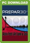 A2A Simulations Accu-Feel v2 Air, Land & Sea (for P3D v4 PROFESSIONAL)