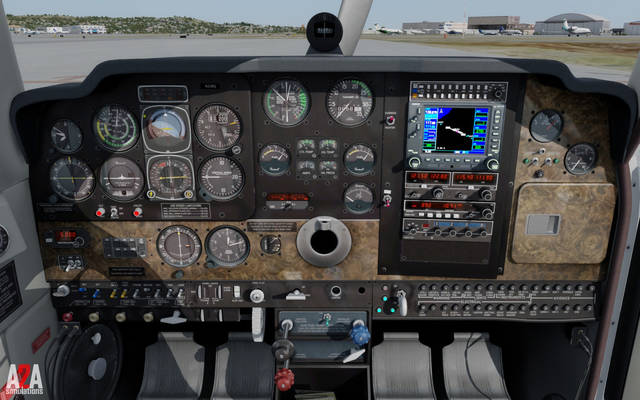 A2A Simulations Accu-Sim Bonanza (for P3D v4 Academic)