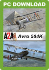 A2A Simulations Aircraft Factory Avro 504 K