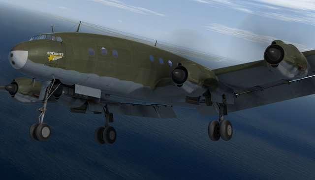 A2A Simulations Captain of the Ship L049 Constellation (for P3D)