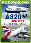 A320 Jetliner Livery Bundle Pack