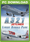 A321 Jetliner Livery Bundle Pack