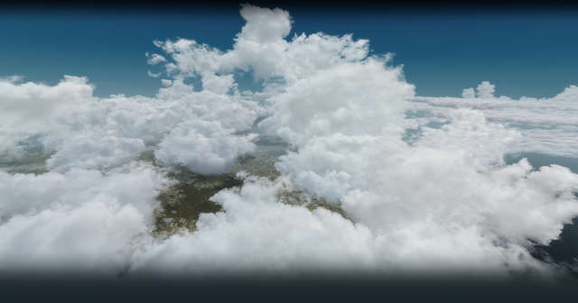 Active Sky Cloud Art (for FSX/P3D)