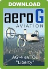 aeroG Aviation - aG-4 eVTOL 'Liberty' v2.0