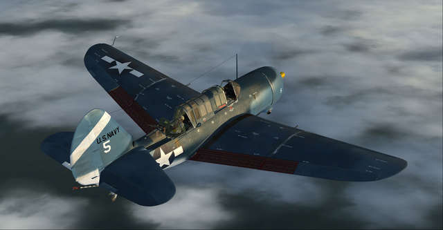 Aeroplane Heaven Curtiss SB2C 'Helldiver'