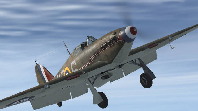 Aeroplane Heaven Hawker Hurricane Mk1 BUNDLE