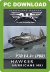Aeroplane Heaven Hawker Hurricane Mk1 for P3D v4.4+ (PBR)