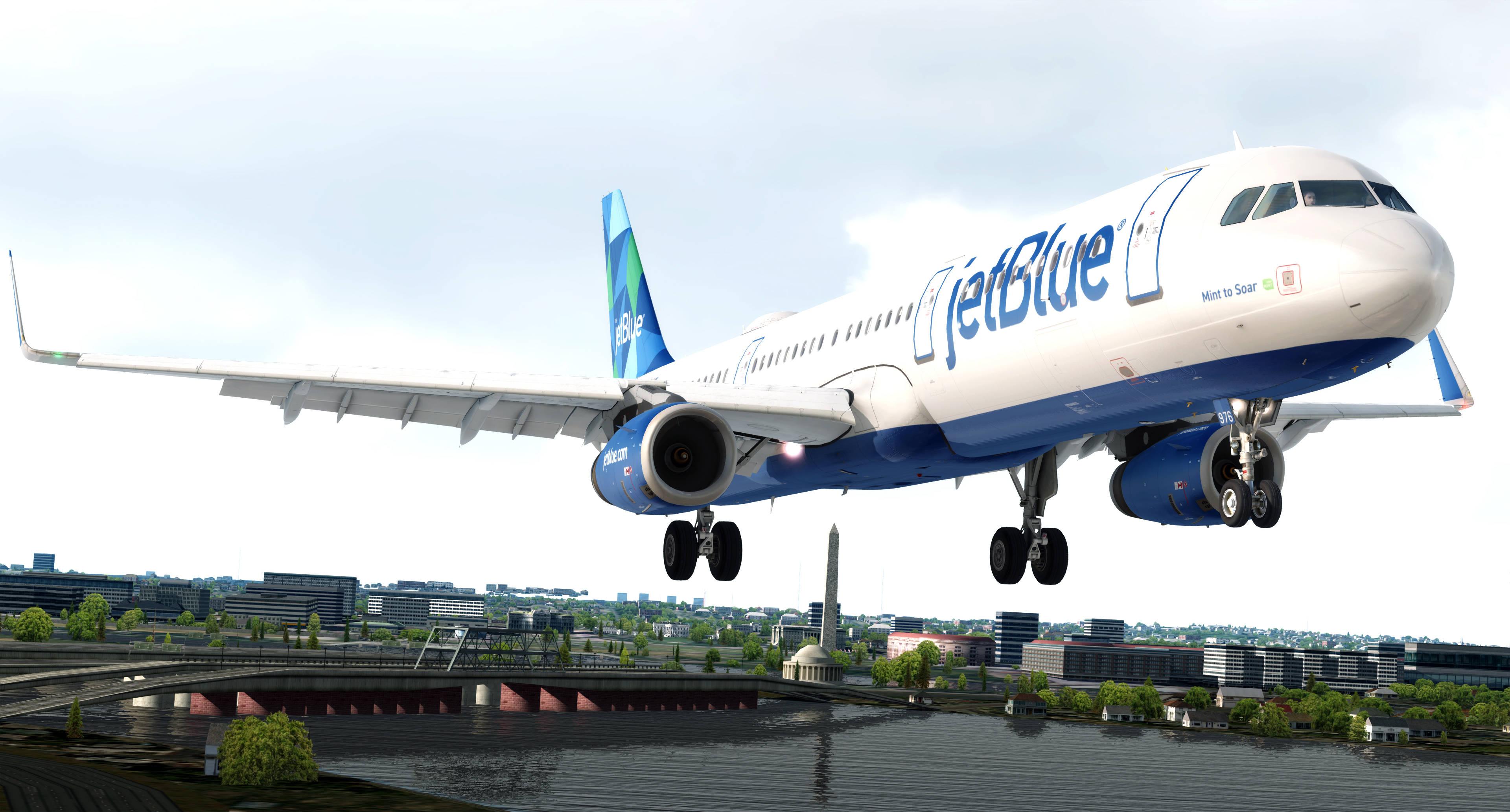 Just Flight - Aerosoft A318/A319 & A320/A321 Professional Bundle
