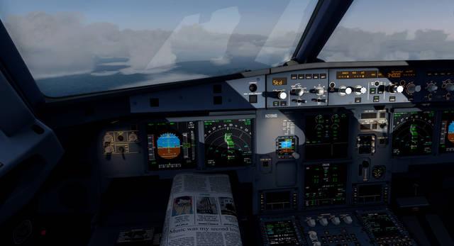Just Flight - Aerosoft A318/A319 Professional