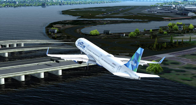 Just Flight - Aerosoft A320/A321 Professional