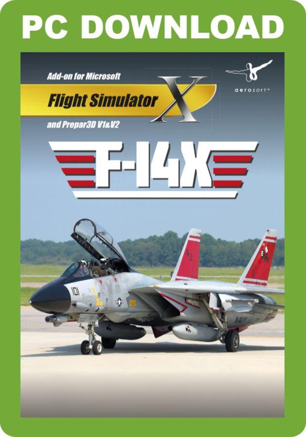 Just Flight - F-14 Extended
