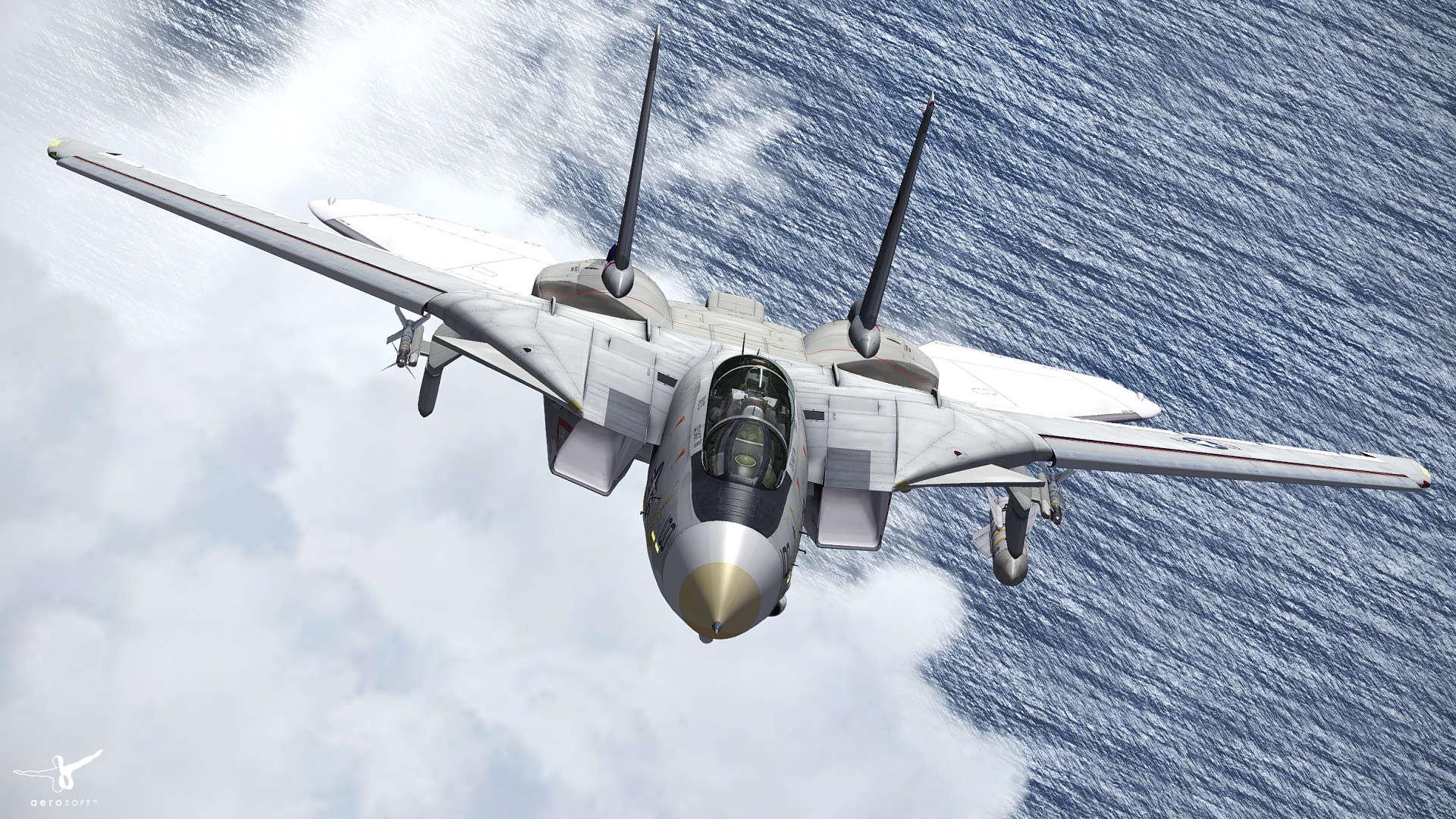 F-14 Extended - Just Flight
