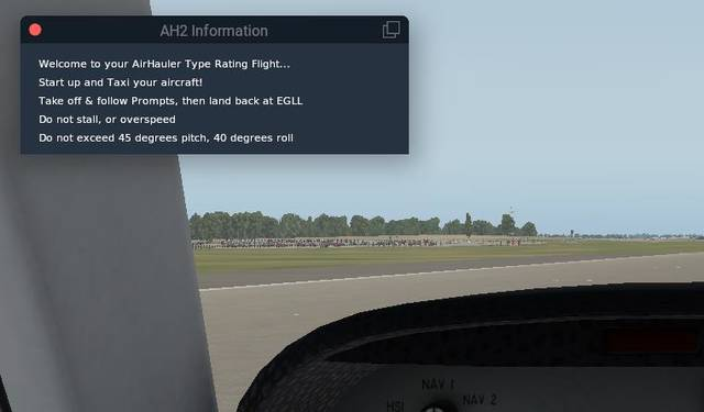 Air Hauler 2 (for X-Plane 11)