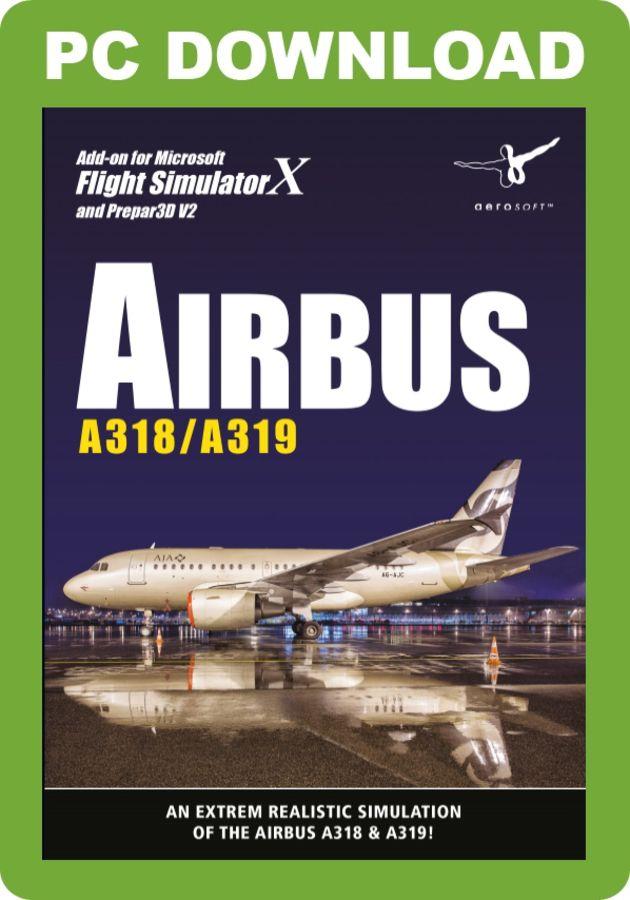 just flight aerosoft airbus a318 a319 rh justflight com Airbus A318 Seating-Chart Airbus A320