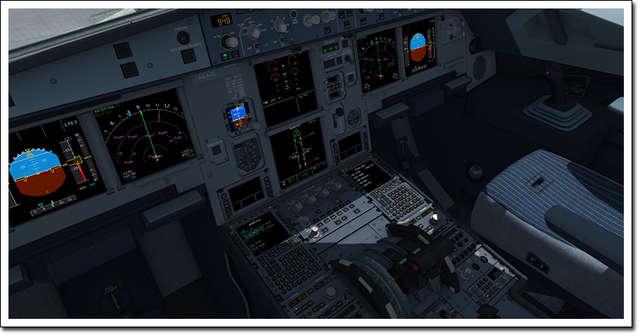 Just Flight - Aerosoft Airbus A320/A321