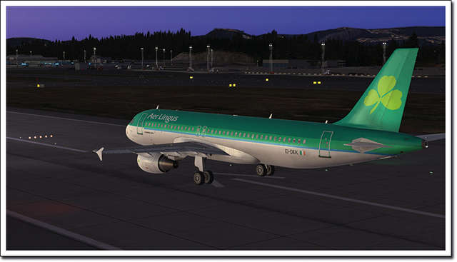 Just Flight - Aerosoft Airbus A320/A321