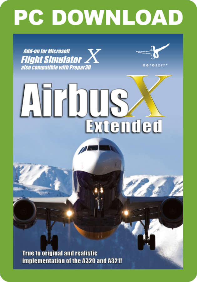 Just Flight - Airbus X Extended