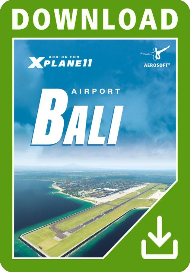 Just Flight - Airport Bali XP