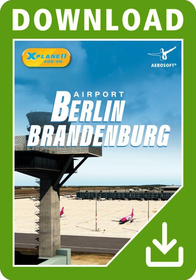Just Flight - Airport Berlin-Brandenburg XP