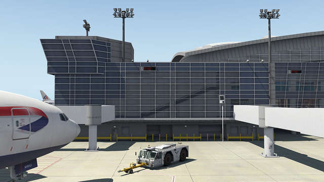 Airport Dallas/Fort Worth International XP