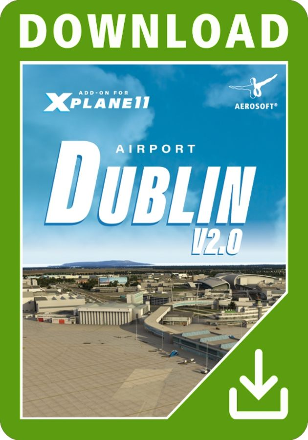 Just Flight - Airport Dublin v2 0 XP