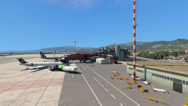 Airport Genoa XP