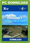Airport Manchester X-Plane