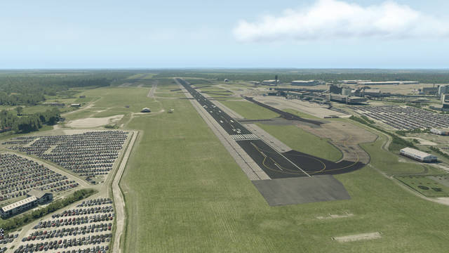Airport Manchester XP11 (for X-Plane 11)