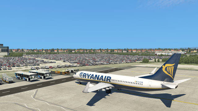 Just Flight - Airport Manchester XP11 (for X-Plane 11)