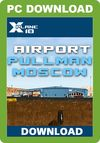 Airport Pullman-Moscow