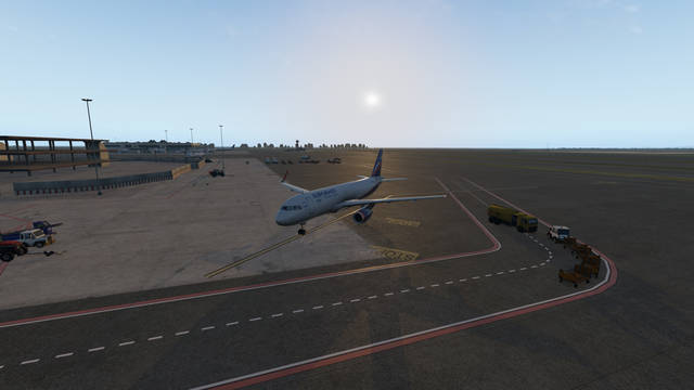 Airport Rome XP